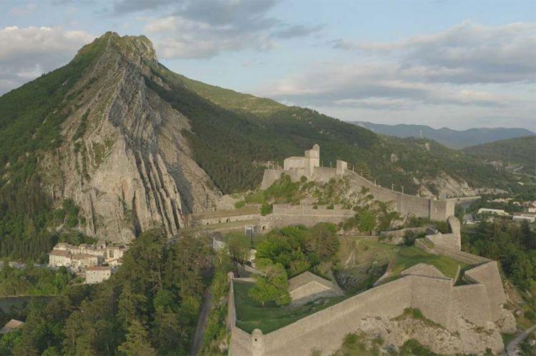 « Sisteron : la citadelle de tous les défis » mardi 26 octobre sur RMC Découverte