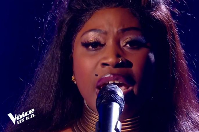 "Replay ""The Voice"" : Verushka chante « Total eclipse of the heart » de Bonnie Tyler (vidéo)"