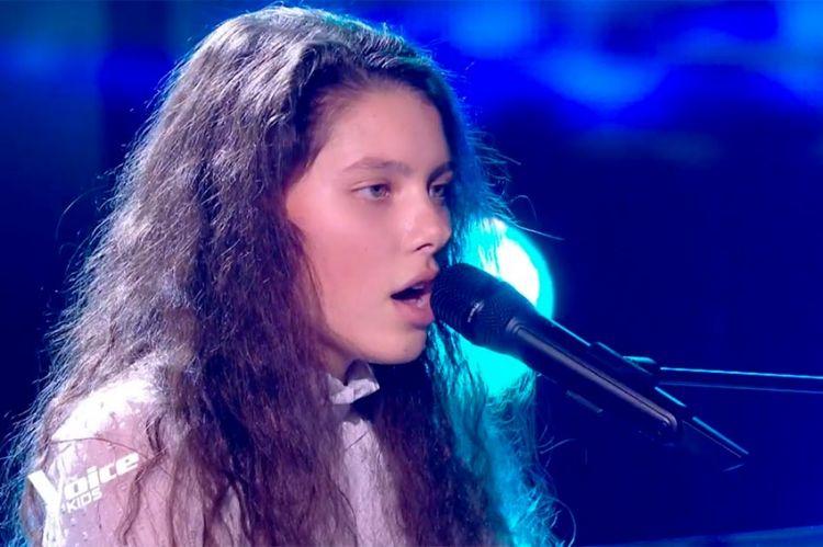 "Replay ""The Voice Kids"" : Chiara chante « Wasting my young years » de London Grammar (vidéo)"