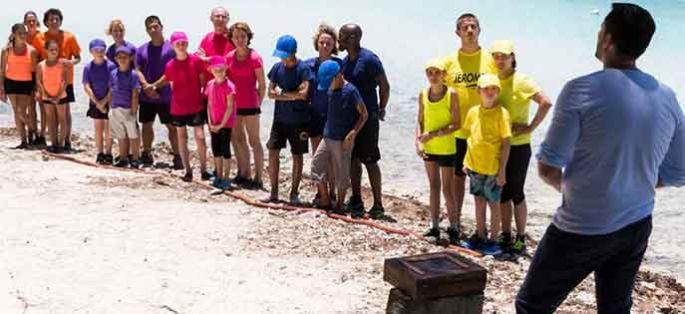 """1ères images de la demi-finale de """"Tahiti Quest"""" jeudi 3 novembre sur Gulli (vidéo)"""