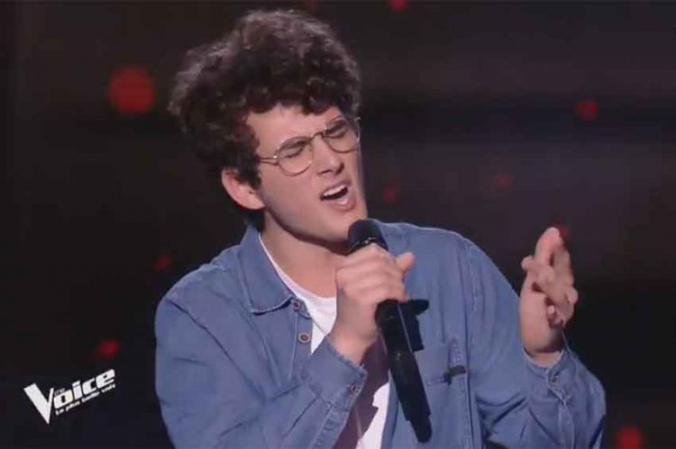 "Replay ""The Voice"" : Gjon's Tears chante « Christine » de Christine & The Queens (vidéo)"