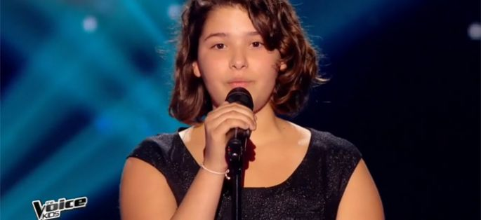 "Replay ""The Voice Kids"" : coline chante « People Help The People » de Birdy (vidéo)"