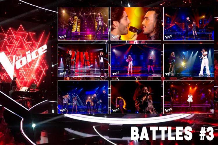 """Replay """"The Voice"""" samedi 10 avril : voici les 9 dernières battles de la saison 10 (vidéo)"""