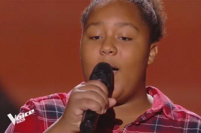 "Replay ""The Voice Kids"" : Mélia chante « Redemption song » de Bob Marley (vidéo)"