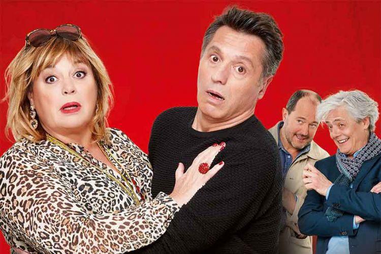 """""""Un grand cri d'amour"""" avec Michèle Bernier et Pierre Cassignard en direct sur France 2 mardi 11 juin"""