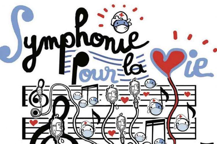 """""""Symphonie pour la vie"""" : concert spécial « Pièces Jaunes » mercredi 10 février sur France 3, les artistes présents"""