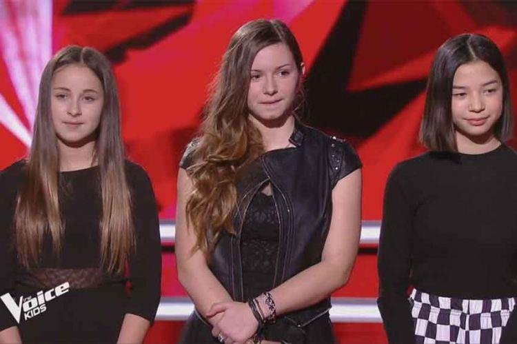 "Replay ""The Voice Kids"" : Aëlwenn, Lola & Nayana « Stay » de Rihanna (vidéo)"