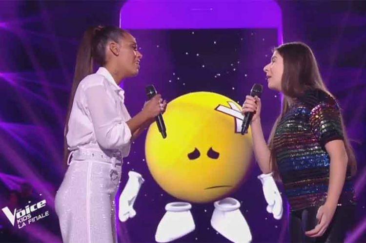"Revoir ""The Voice Kids"" : Amel Bent & Ermonia « Allo maman bobo » d'Alain Souchon en finale (replay vidéo)"