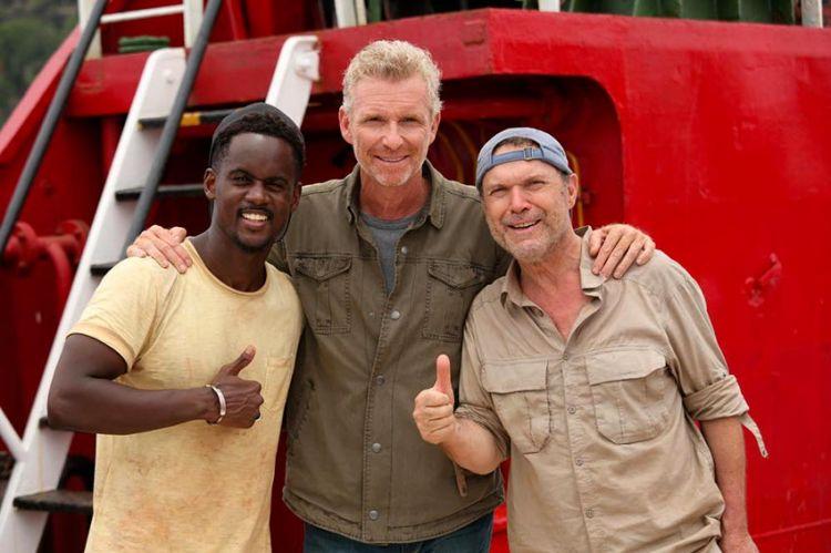 """""""L'aventure Robinson"""" avec Black M et Julien Lepers vendredi 27 décembre sur TF1"""