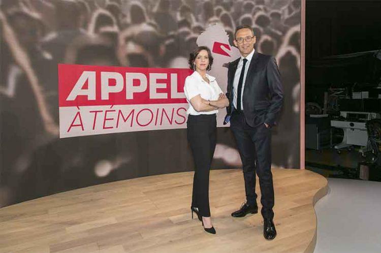 """""""Appel à témoins"""" de retour sur M6 avec 3 nouvelles affaires mercredi 29 septembre avec Julien Courbet et Nathalie Renoux"""