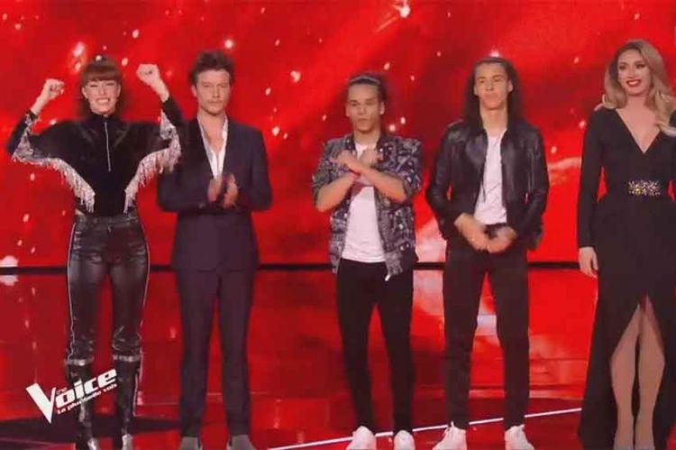 """Replay """"The Voice"""" : voici les 12 talents qualifiés pour le 2ème live en direct du 25 mai (vidéo)"""