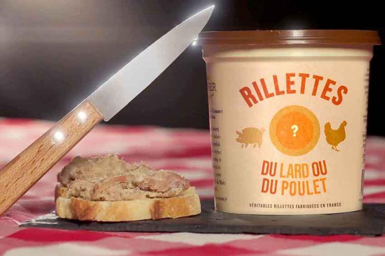 « Rillettes, du lard ou du poulet ? », dimanche 29 novembre sur France 5