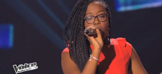 "Replay ""The Voice"" : regardez Margie qui interprète « L-O-V-E » de Nat King Cole (vidéo)"
