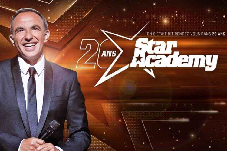 "Nikos Aliagas fête les 20 ans de la ""Star Academy"" samedi 30 octobre sur TF1"