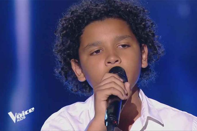 "Replay ""The Voice Kids"" : Ghali chante « Jealous » de Labrinth (vidéo)"