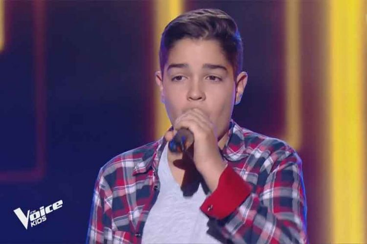 "Replay ""The Voice Kids"" : Enzo chante « Attention » de Charlie Puth (vidéo)"