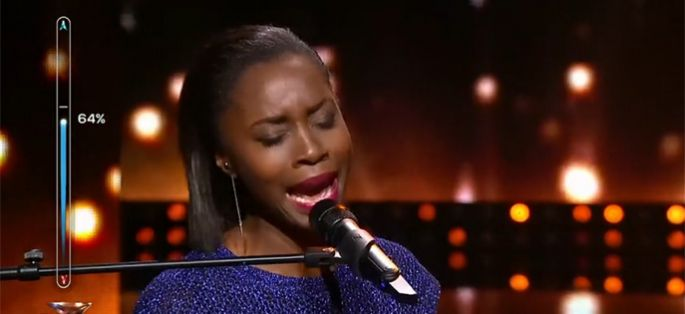 "Replay ""Rising Star"" : Ann-Shirley interprète « Stay With Me » de Sam Smith (vidéo)"