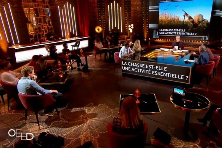 """Replay """"On est en direct"""" : «  La chasse est-elle une activité essentielle ? », le tour de la question avec Laurent Ruquier (vidéo)"""