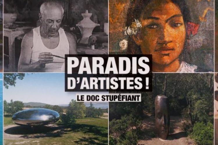 """« Paradis d'artistes ! » à découvrir dans """"Le Doc Supéfiant"""" ce soir sur France 5"""