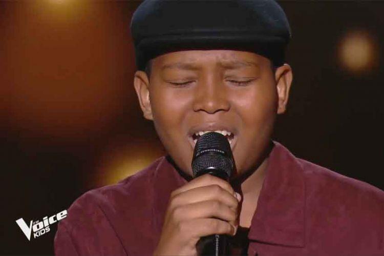 """Replay """"The Voice Kids"""" : Roger chante « Soulman » de Ben L'Oncle Soul (vidéo)"""