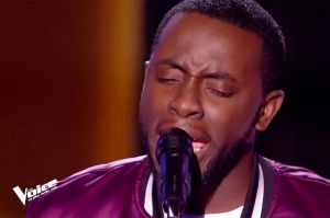 "Replay ""The Voice"" : Samson chante  « Lean On Me » de Bill Withers (vidéo)"