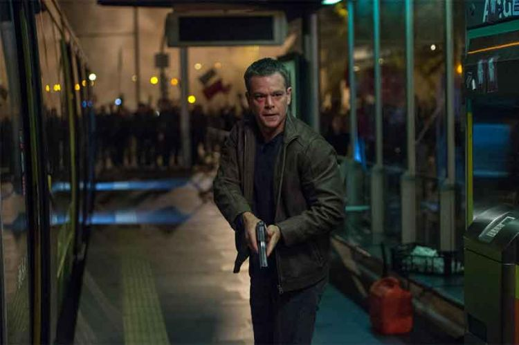 """Jason Bourne"" le 13 janvier sur TF1 avec Matt Damon, Tommy Lee Jones & Vincent Cassel"