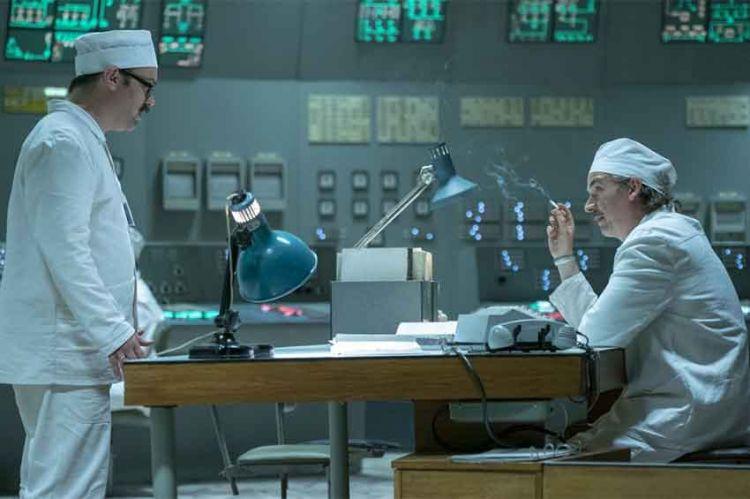 """""""Chernobyl"""" : M6 diffuse ce soir les 3 derniers épisodes de la série"""