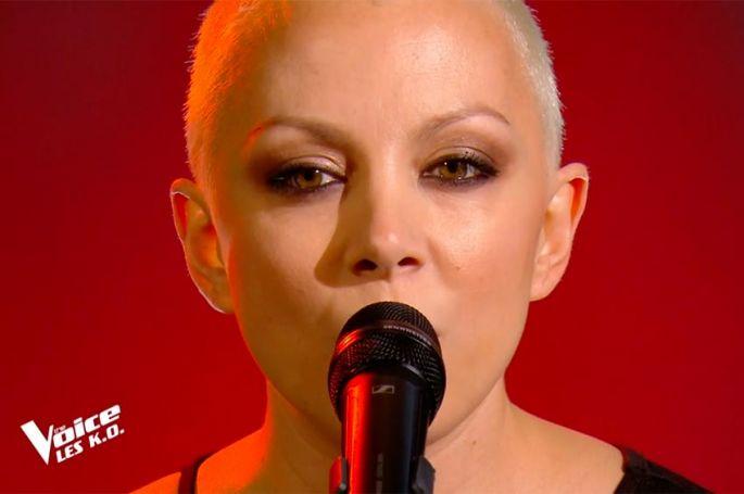 """Replay """"The Voice"""" : Giada chante « Never Enough » de The Greatest Showman (vidéo)"""
