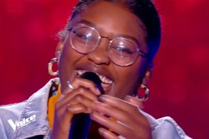 "Replay ""The Voice"" : Manne chante « One Kiss » de Dua Lipa et Calvin Harris (vidéo)"