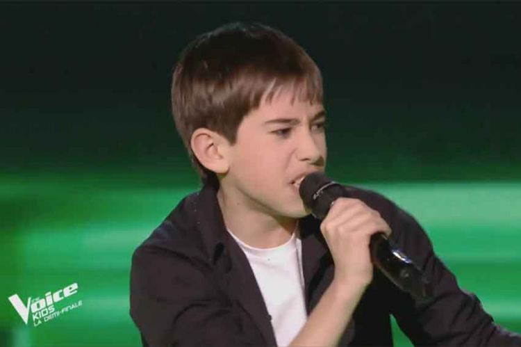 "Replay ""The Voice Kids"" : Michel chante « We will rock you » de Queen (vidéo)"