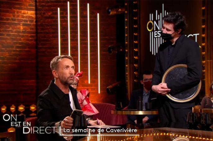 """""""On est en direct"""" : la semaine de Philippe Caverivière du 20 mars (vidéo)"""