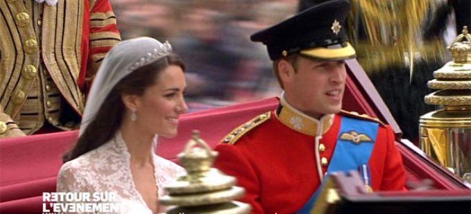"""William et Kate, les secrets d'une naissance royale"" le 23 avril sur France 4"