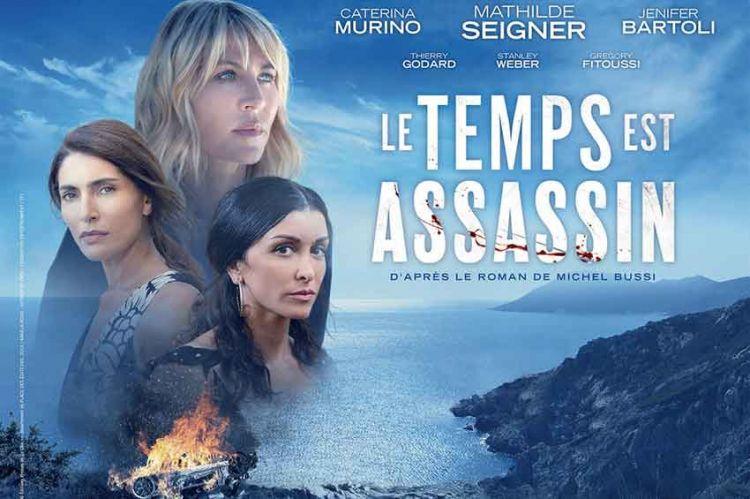 """""""Le temps est assassin"""" avec Mathilde Seigner, Caterina Murino et Jennifer à partir du 29 août sur TF1"""