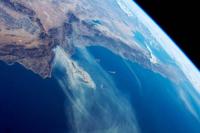 « La terre vue de l'espace » raconté par Laurent Lafitte, lundi 27 septembre sur France 5 (vidéo)