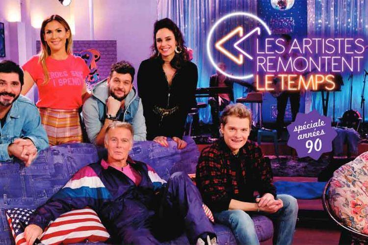 """""""Les artistes remontent le temps"""" sur M6 : spéciale années 90 lundi 5 août"""