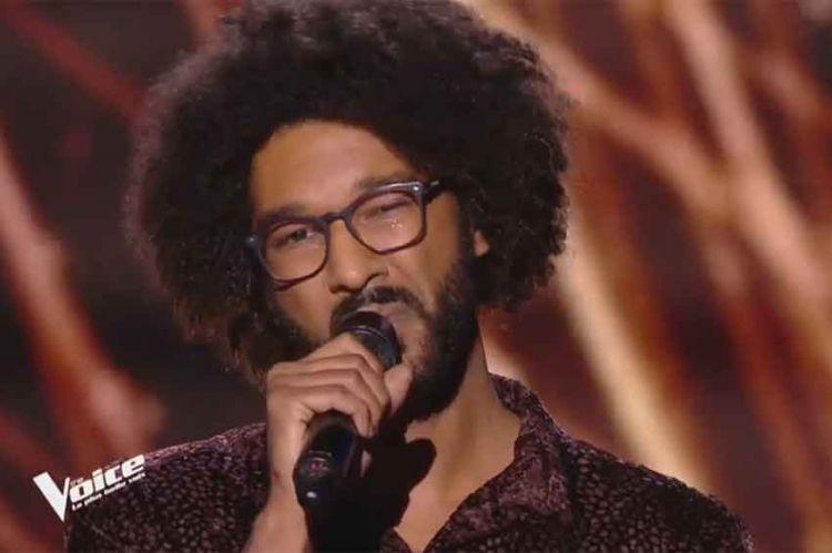 """Replay """"The Voice"""" : Max Livio chante « Ne me quitte pas » de Jacques Brel (vidéo)"""