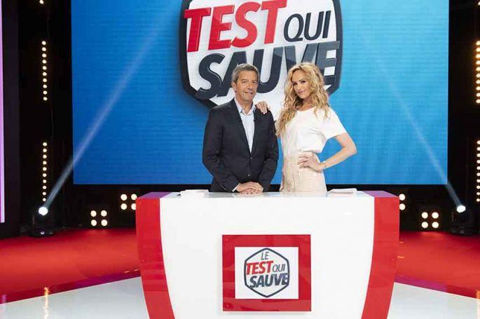 """""""Le test qui sauve"""" consacré aux vacances avec Michel Cymes & Adriana Karembeu mardi 7 mai sur France 2"""