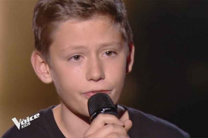 "Replay ""The Voice Kids"" : Joann chante « Formidable » de Stromae (vidéo)"