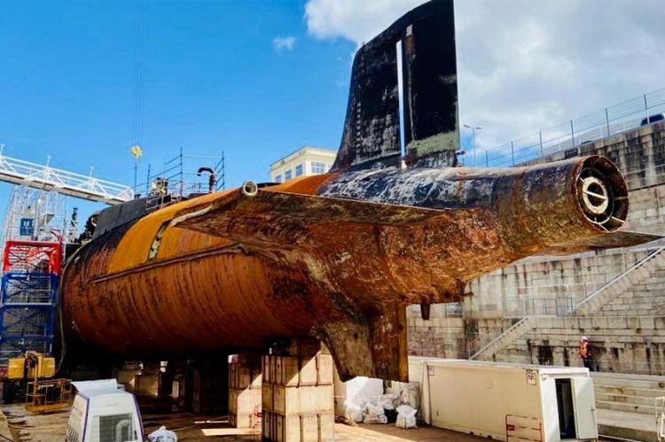 « Sous-marin nucléaire : déconstruction XXL », lundi 21 juin sur RMC Découverte