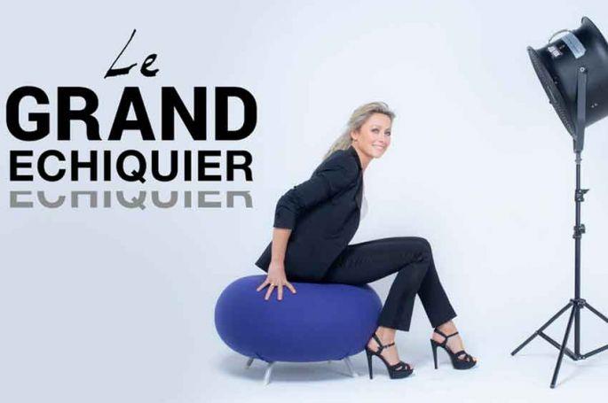 """""""Le grand échiquier"""" de retour jeudi 31 octobre sur France 2, les invités d'Anne-Sophie Lapix"""