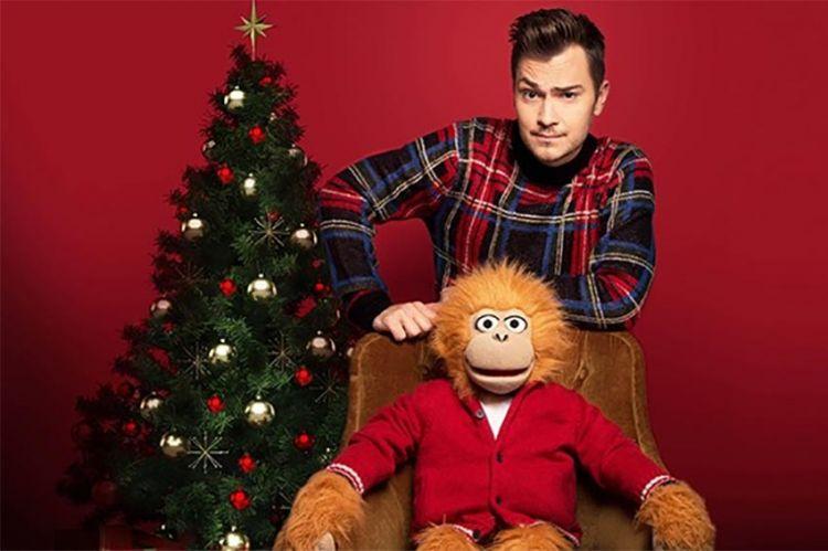 L'étrange Noël de Jeff Panacloc ce soir sur TF1 : extrait avec Louane (vidéo)