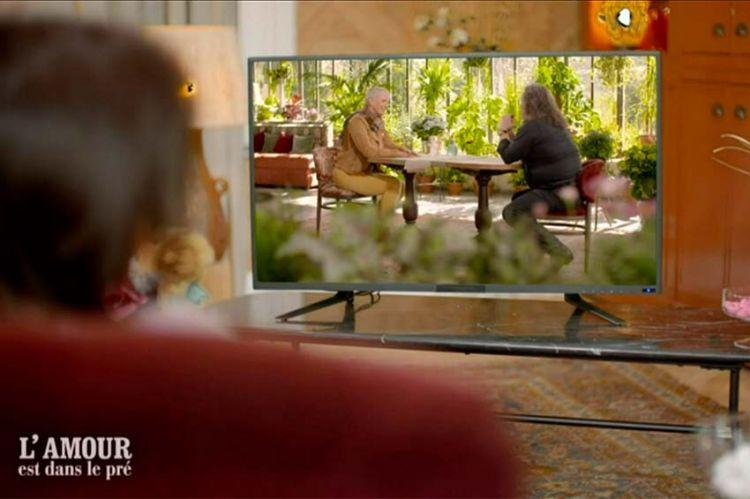 """Replay """"L'amour est dans le pré"""" : la rencontre surréaliste entre Paulette et Dan (vidéo)"""
