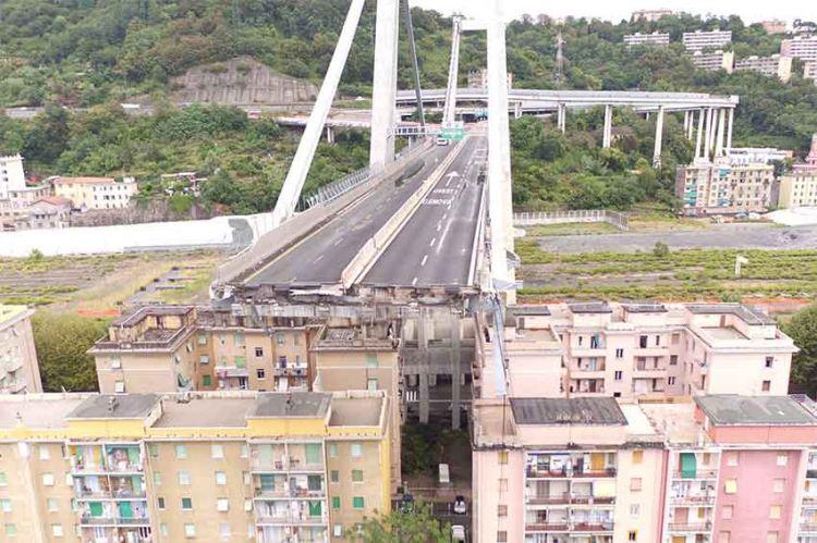 Retour sur la catastrophe du pont Morandi de Gênes mardi 13 août sur National Geographic