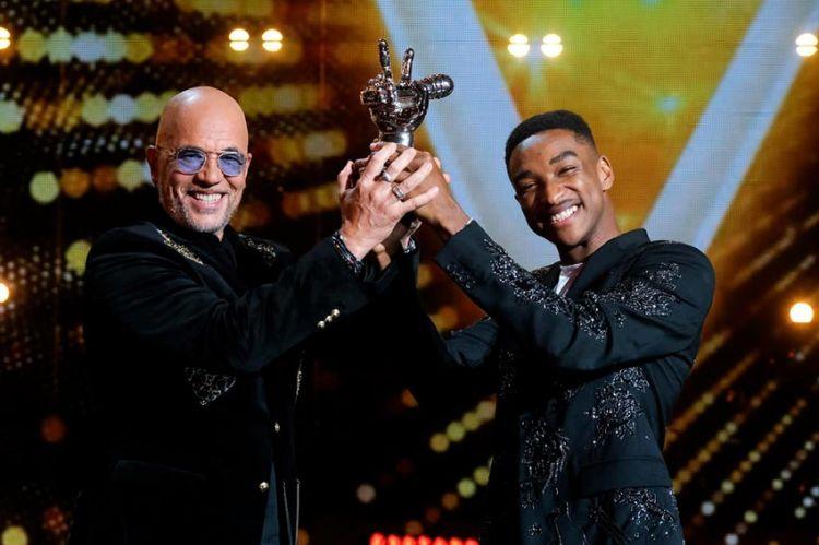 """""""The Voice"""" : la finale suivie par près de 4 millions de téléspectateurs sur TF1"""