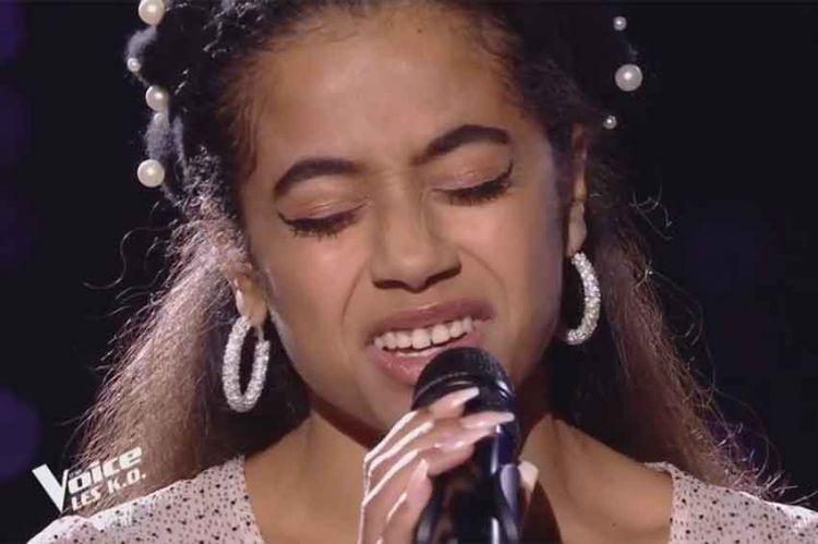 "Replay ""The Voice"" : Whitney chante « I will always love you » de Whitney Houston (vidéo)"