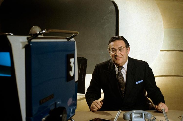 """""""ORTF, ils ont inventé la télé"""" : un documentaire en 2 parties raconté par Thierry Ardisson sur France 3"""