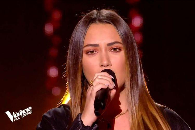 """Replay """"The Voice"""" : Victoria Adamo chante « Mourir sur scène » de Dalida (vidéo)"""