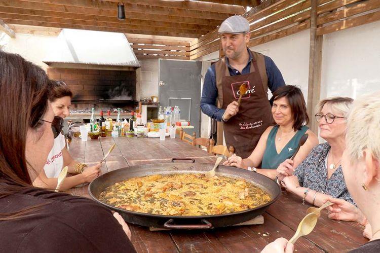 « La cuisine à l'heure espagnole » mardi 19 octobre sur France 5 (vidéo)