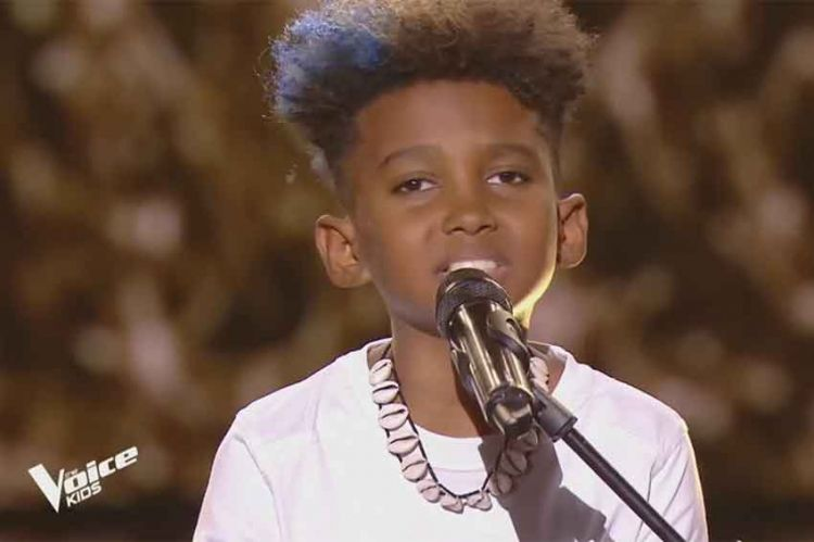 "Replay ""The Voice Kids"" : Soan chante « La pli y vé tombé » de Jean-Claude Viadère (vidéo)"