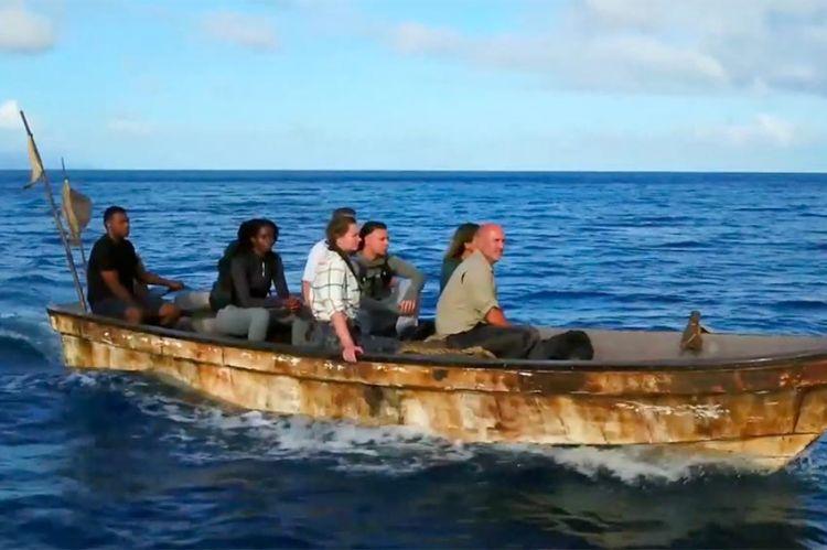 """""""Koh-Lanta : les 4 terres"""" : découvrez l'équipe Verte, les aventuriers de l'Est (vidéo)"""